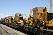 Доставки грузов из Тяньзиня, Ляньюнгана в Акалтын.