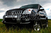 www.vipx.uz - Аренда авто с водителем - внедорожники tayota prado - седаны.