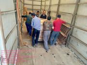 грузовые автомобили типа Полуприцеп подвижный пол для международных